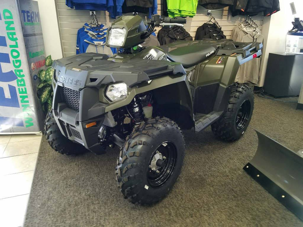2019 Polaris Sportsman 570 EPS in Algona, Iowa