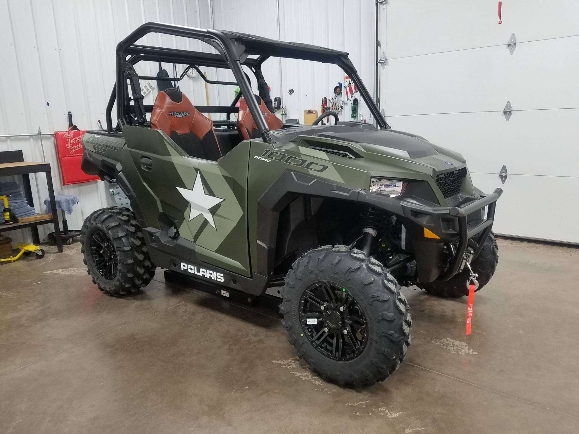 2018 Polaris General 1000 EPS LE for sale 13949