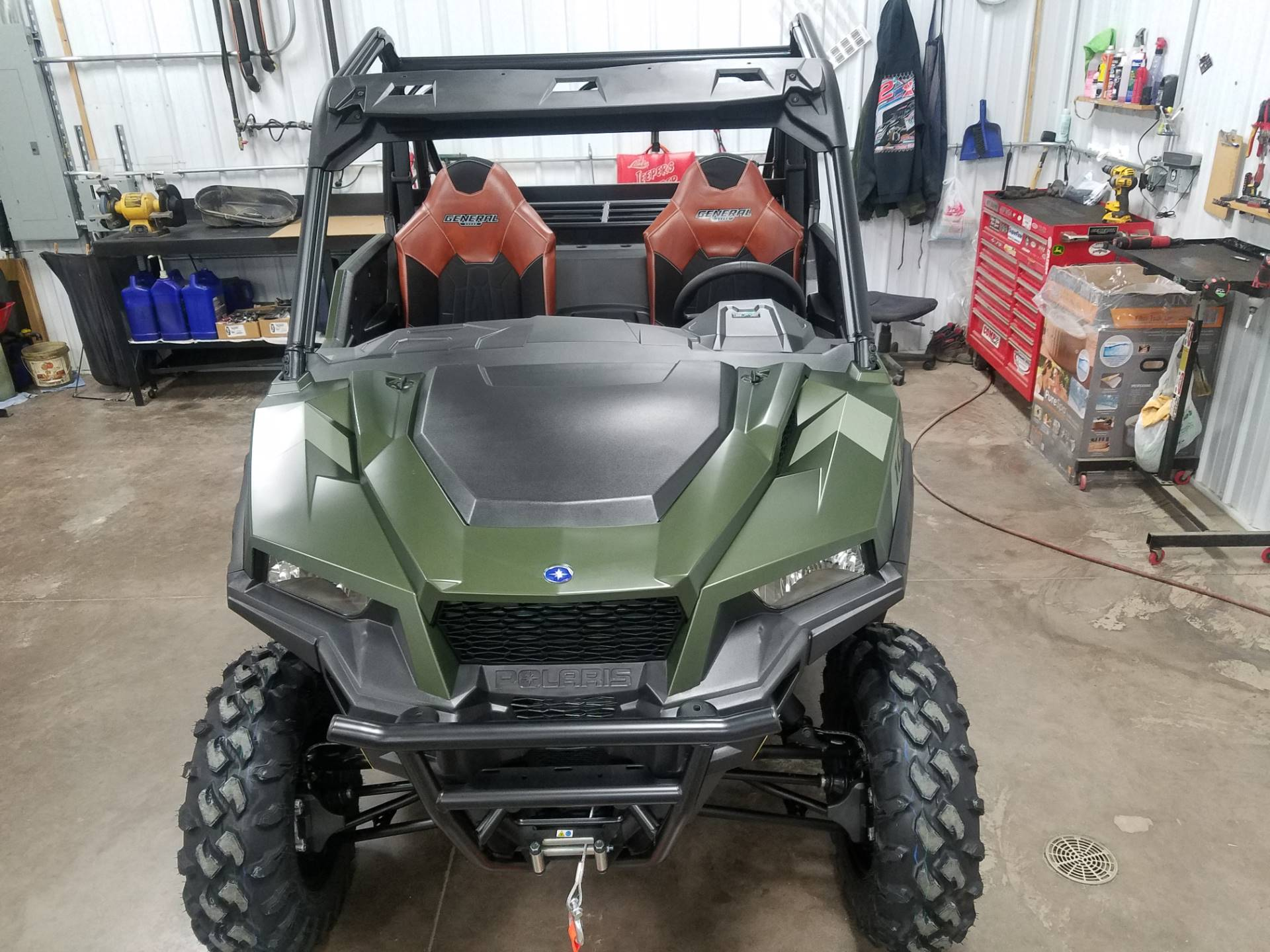 2018 Polaris General 1000 EPS LE in Algona, Iowa