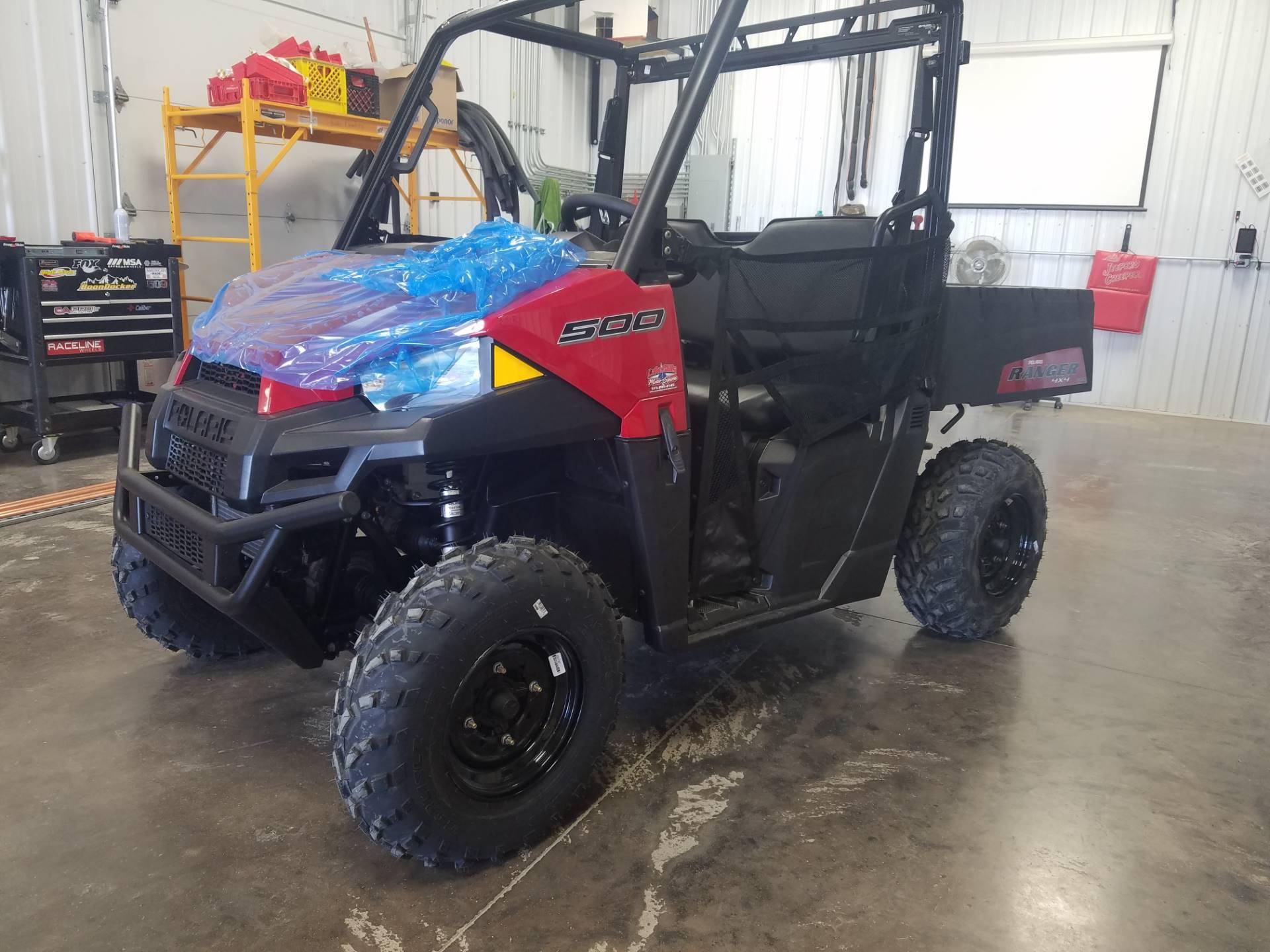 2017 Polaris Ranger 500 2