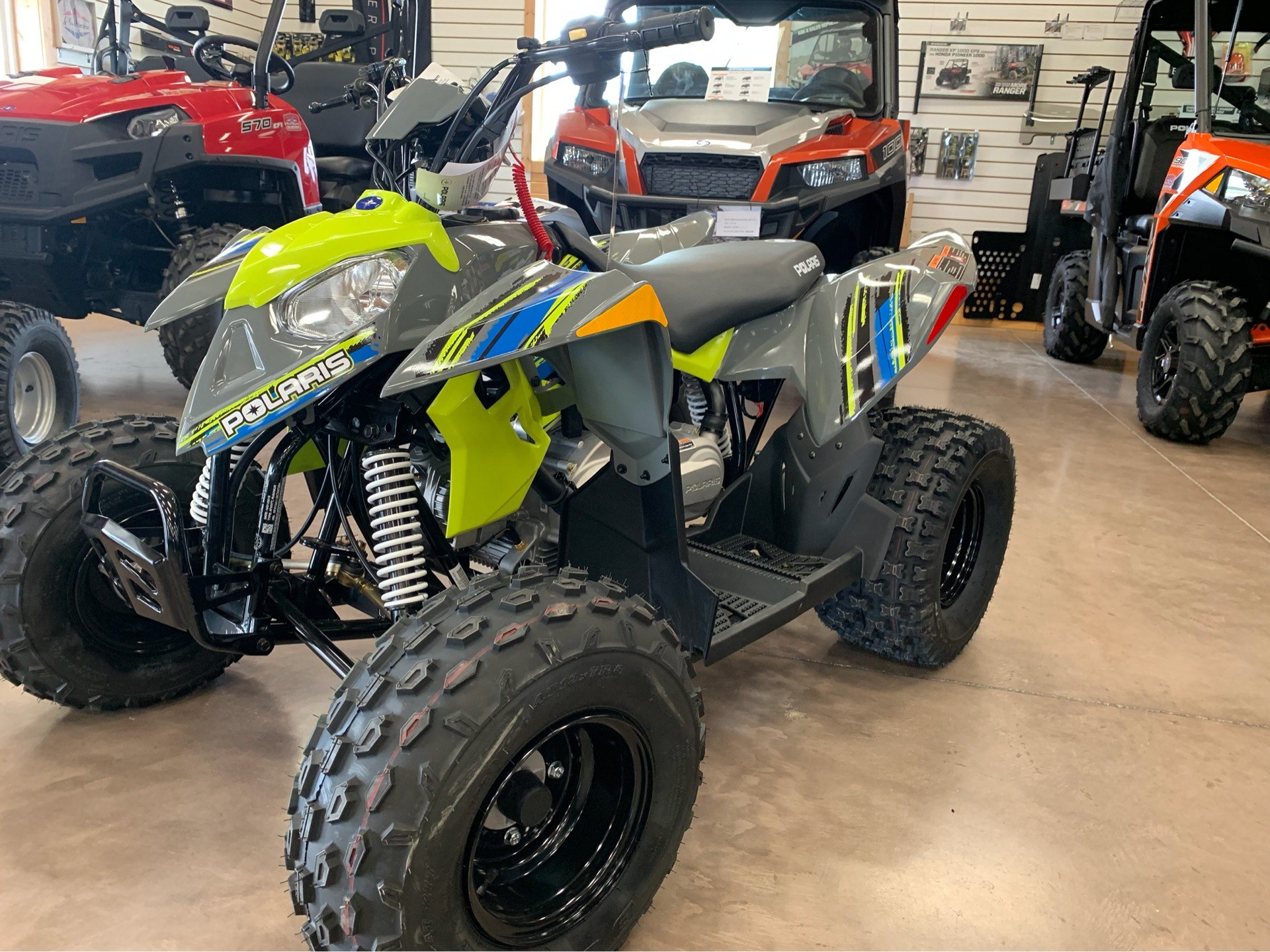 2019 Polaris Outlaw 110 in Algona, Iowa - Photo 1