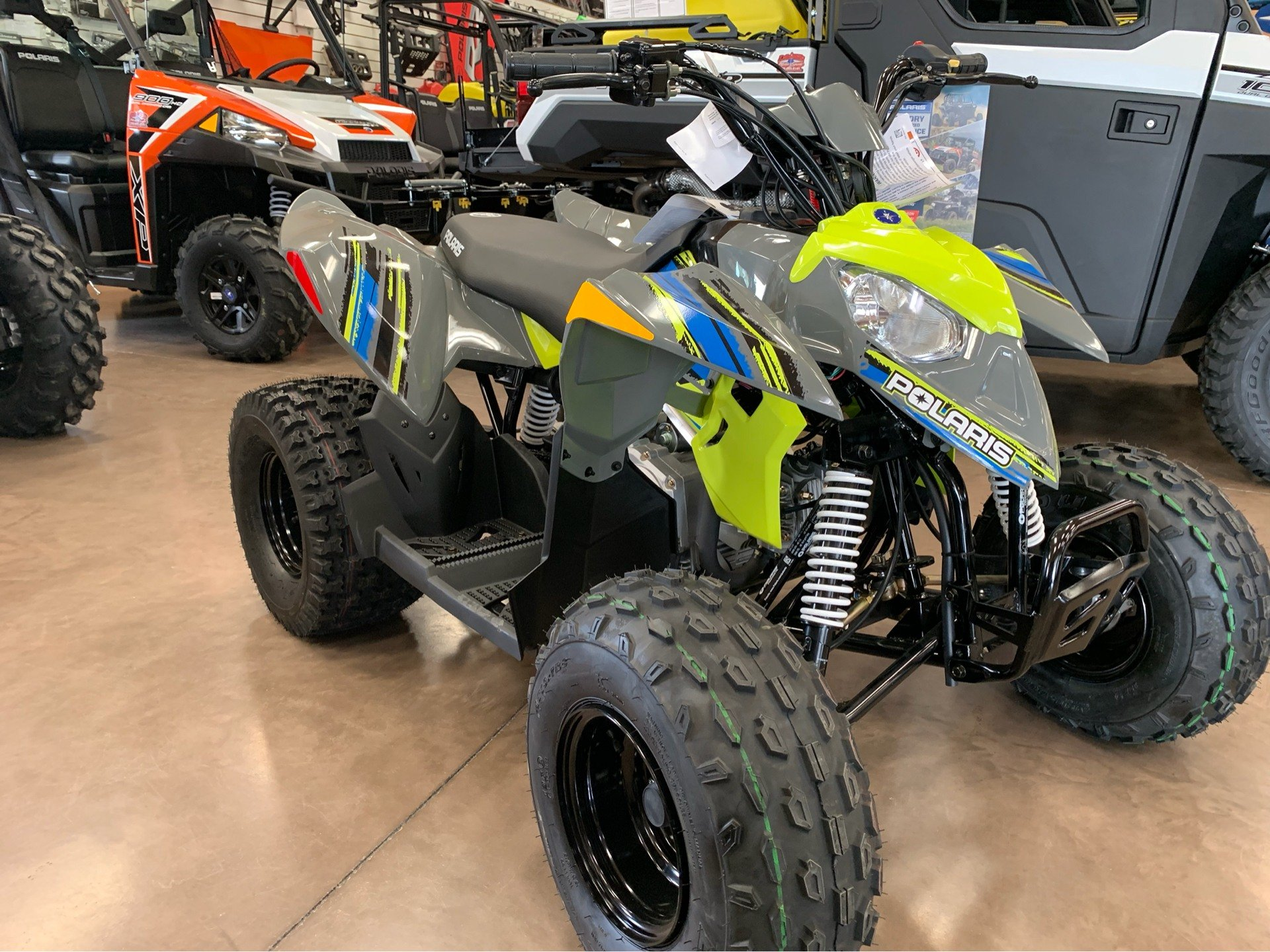 2019 Polaris Outlaw 110 in Algona, Iowa - Photo 2