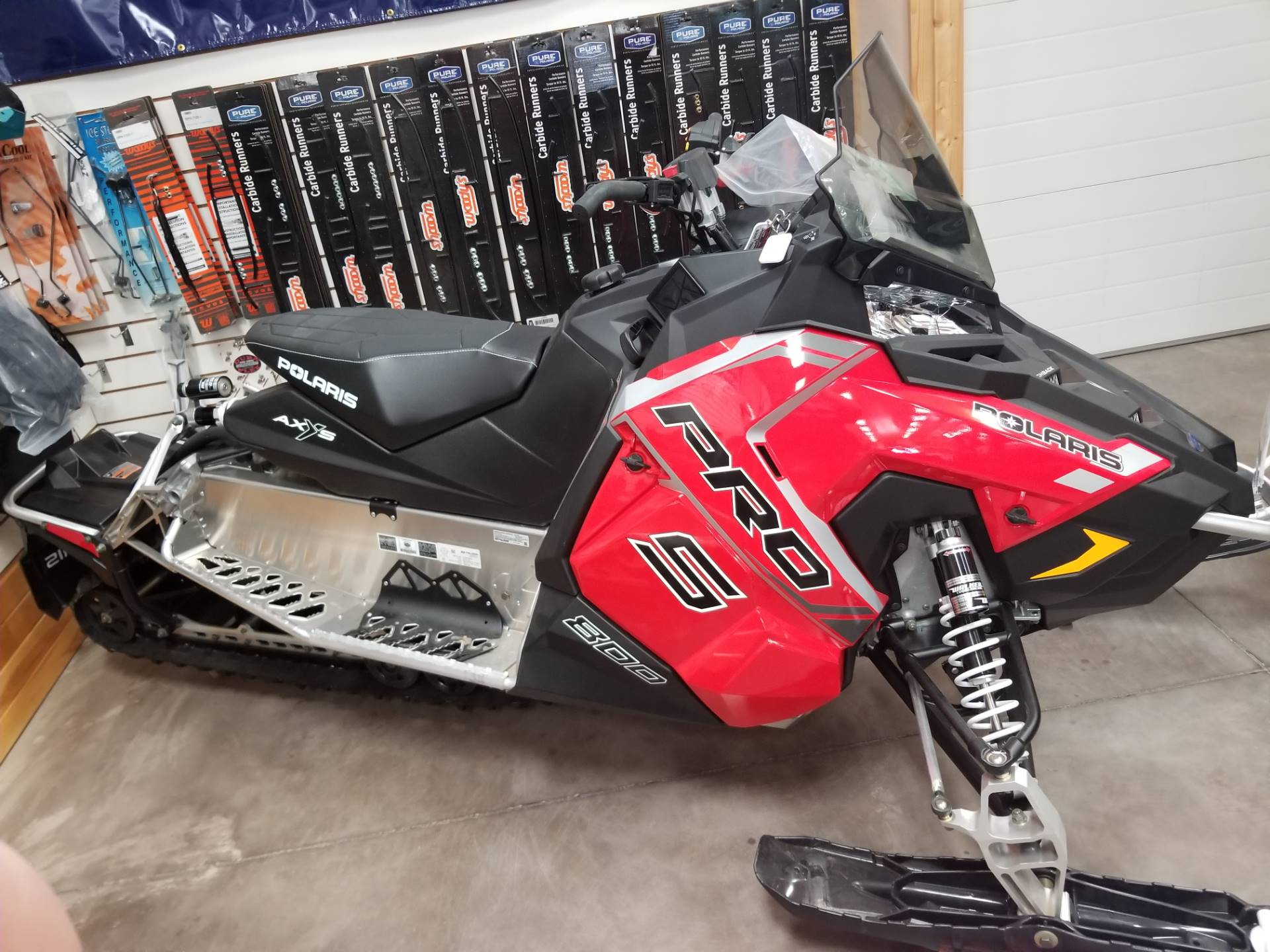 2018 Polaris 800 Switchback PRO-S ES in Algona, Iowa - Photo 1