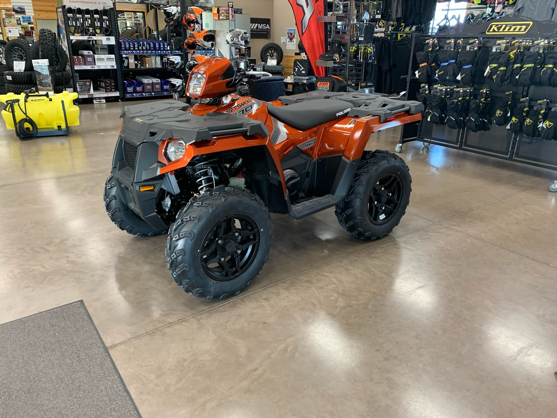 2020 Polaris Sportsman 570 Premium in Algona, Iowa - Photo 3