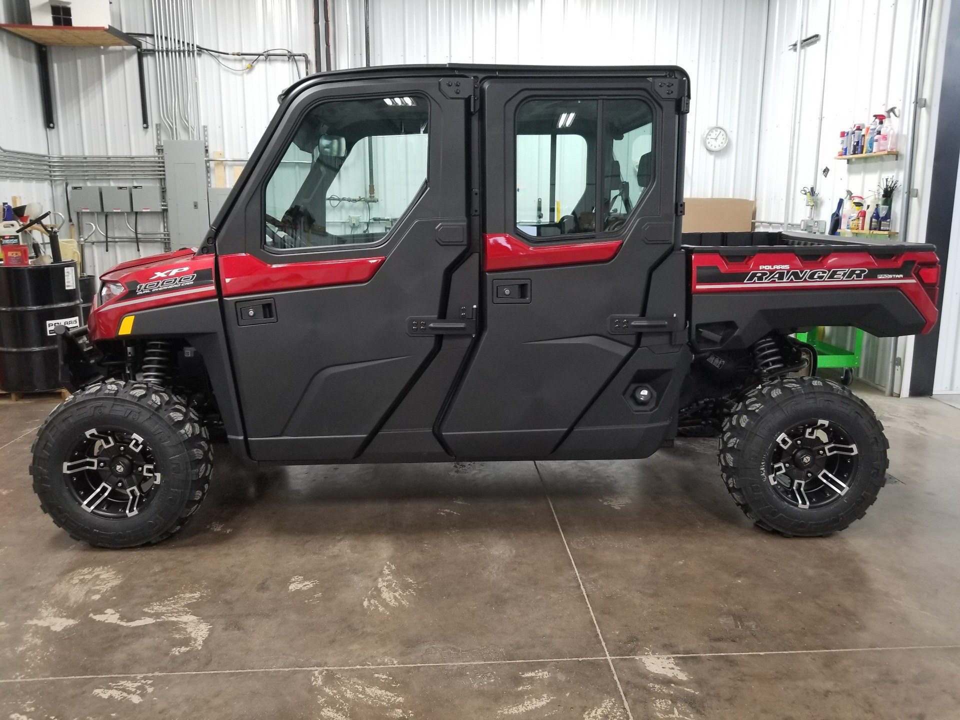 2019 Polaris Ranger Crew XP 1000 EPS NorthStar HVAC Edition for sale 3805