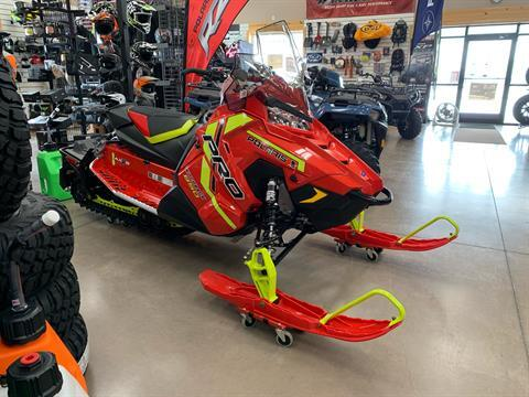 2021 Polaris 850 Switchback PRO-S Factory Choice in Algona, Iowa - Photo 1