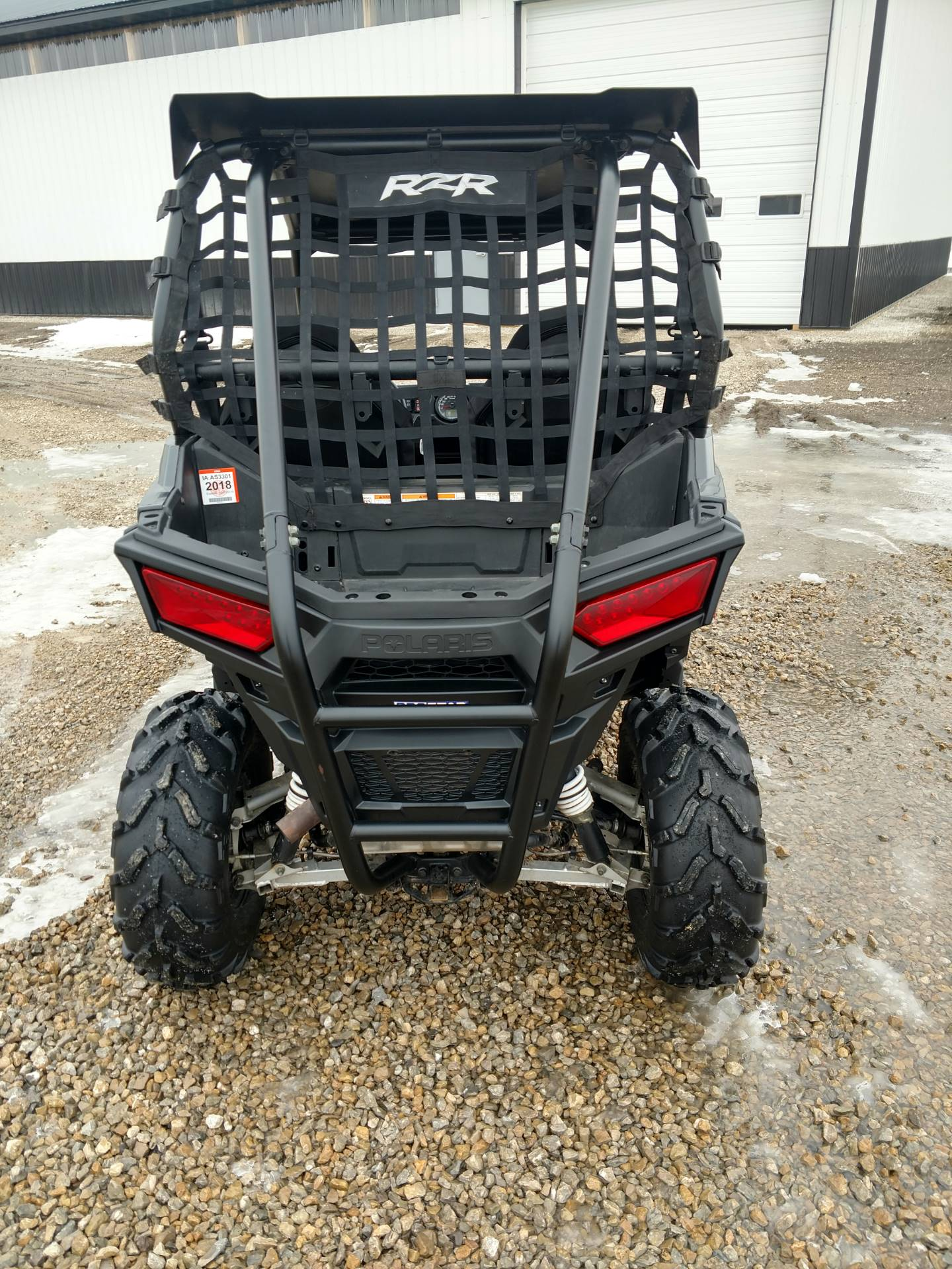 2015 Polaris RZR® 900 EPS in Algona, Iowa