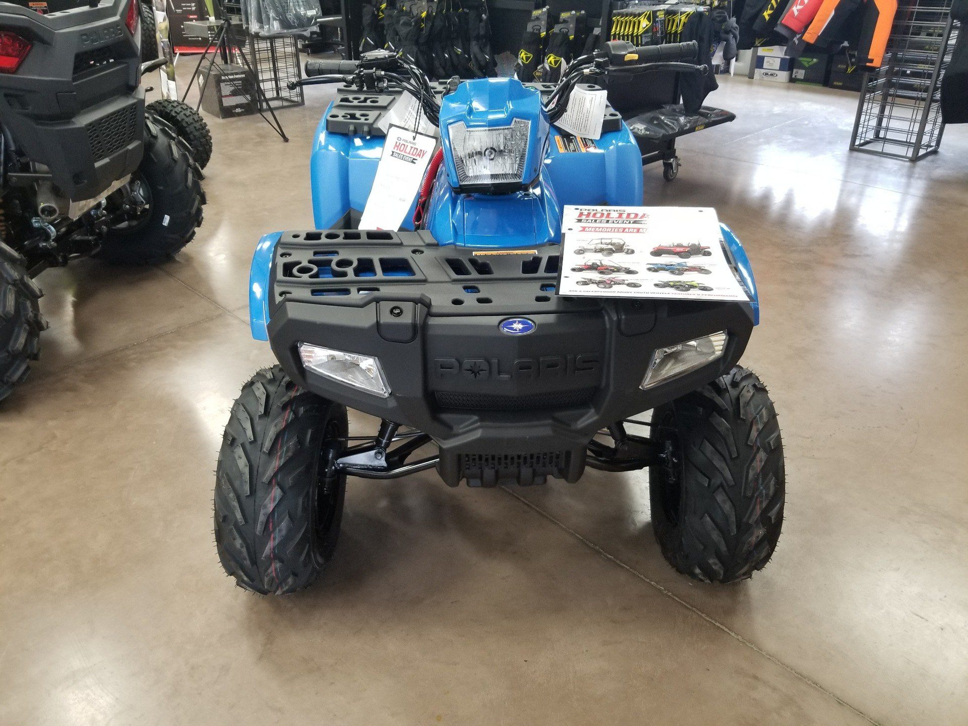 2019 Polaris Sportsman 110 EFI in Algona, Iowa