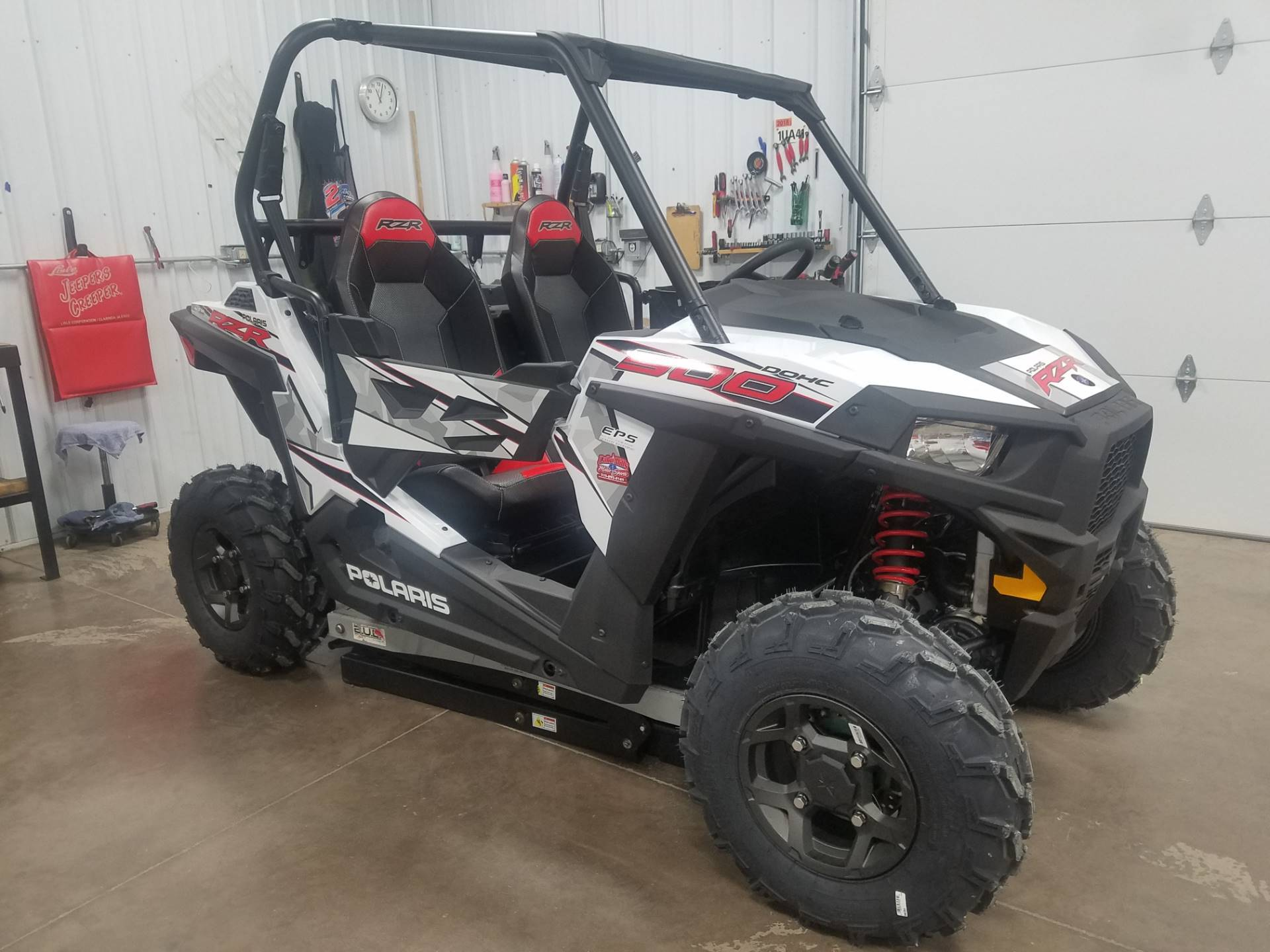 2018 Polaris RZR 900 EPS in Algona, Iowa