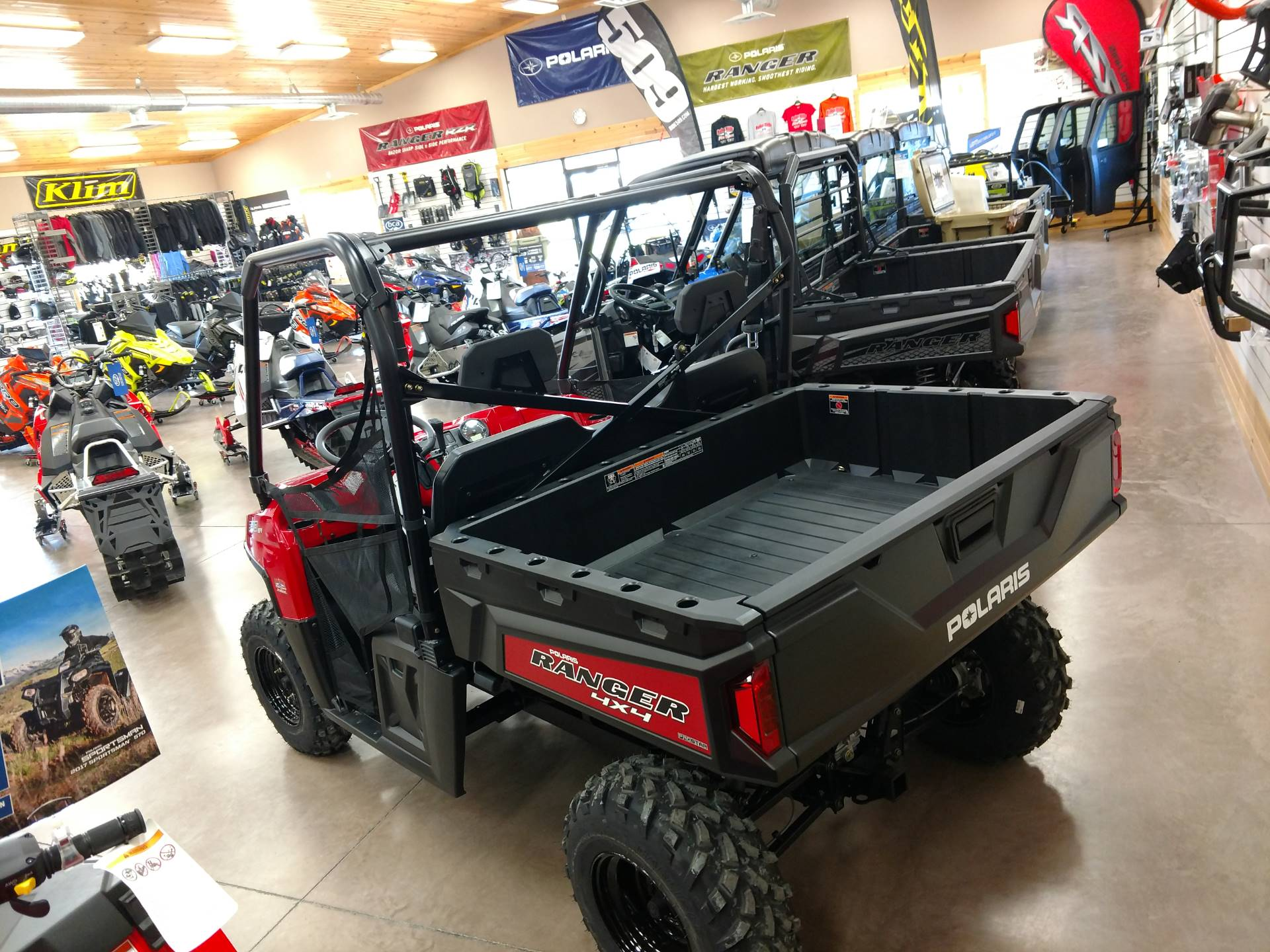 2018 Polaris Ranger 570 Full-Size in Algona, Iowa