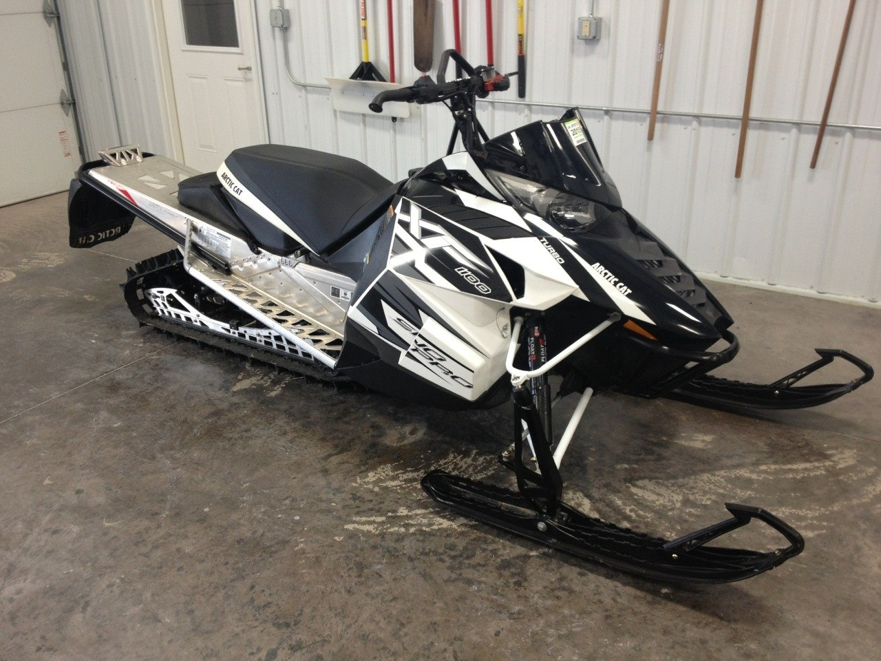 2013 Arctic Cat XF 1100 Turbo Sno Pro High Country Limited 1