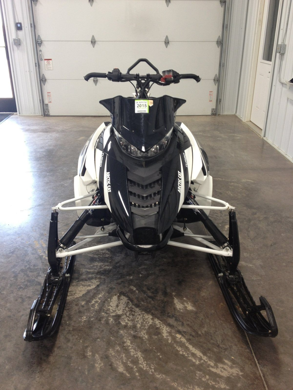 2013 Arctic Cat XF 1100 Turbo Sno Pro High Country Limited 2