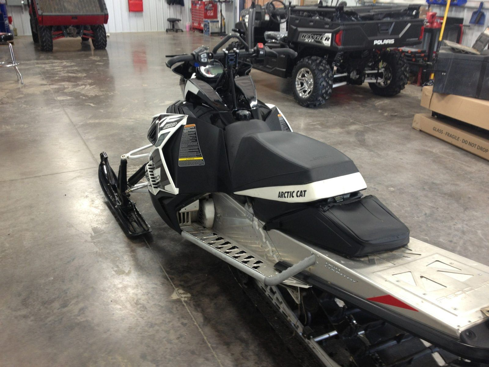 2013 Arctic Cat XF 1100 Turbo Sno Pro High Country Limited 3