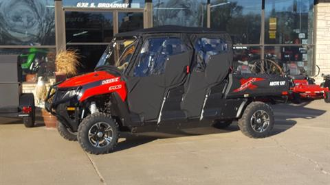 2017 Arctic Cat HDX 700 Crew XT in South Hutchinson, Kansas