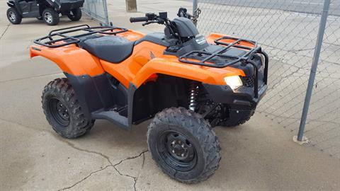 2015 Honda FourTrax® Rancher® 4x4 DCT IRS in South Hutchinson, Kansas