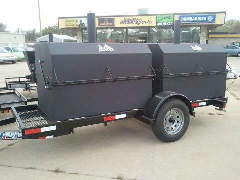 1900 Green Mountain Grills Big Pig Rig 2 in South Hutchinson, Kansas
