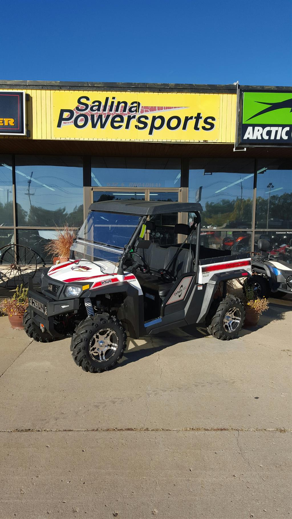 2015  Sector 1000 for sale 27013
