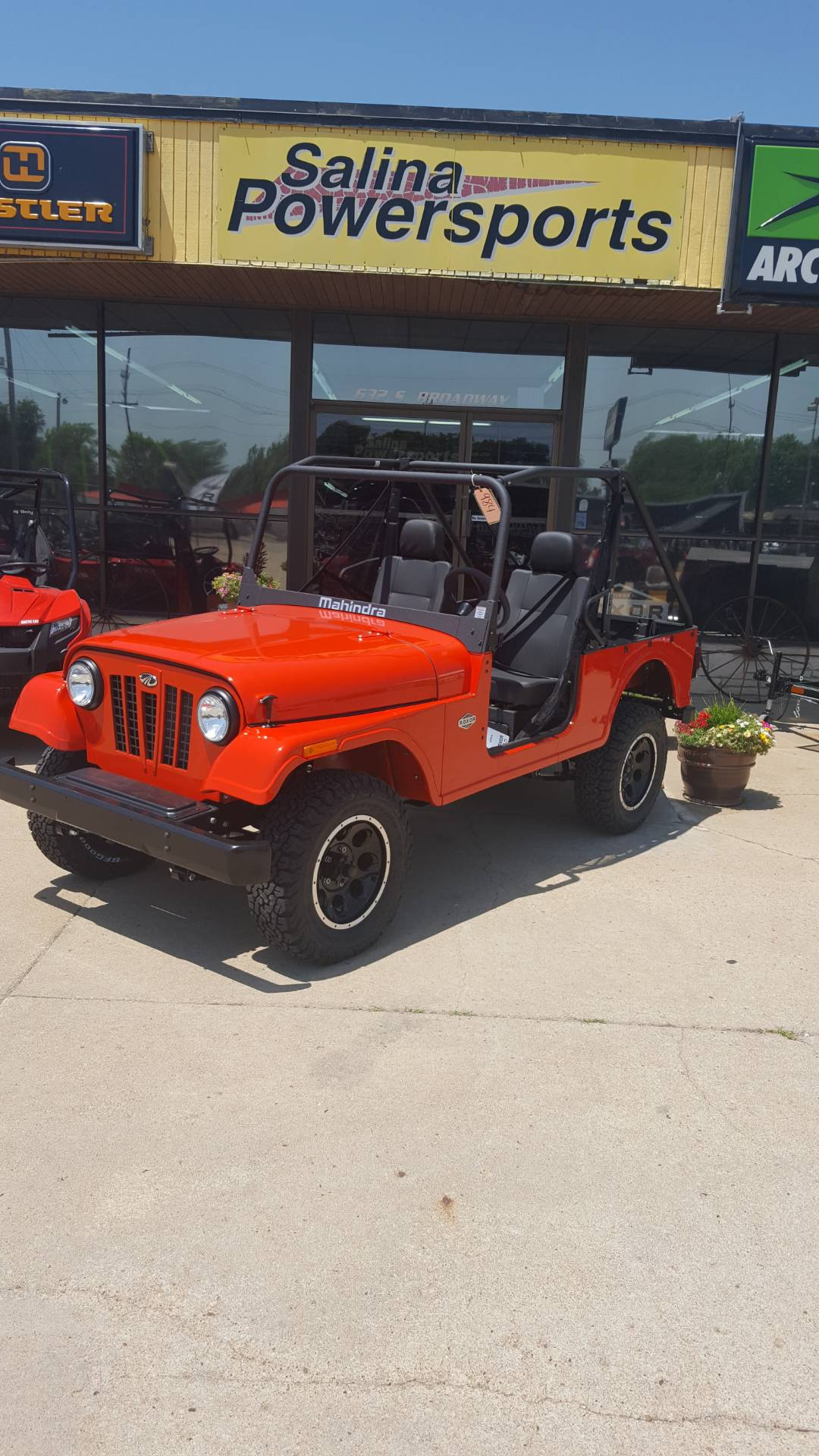 2018 Mahindra Roxor Limited Edition in South Hutchinson, Kansas