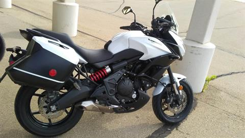 2015 Kawasaki Versys® 650 LT in South Hutchinson, Kansas