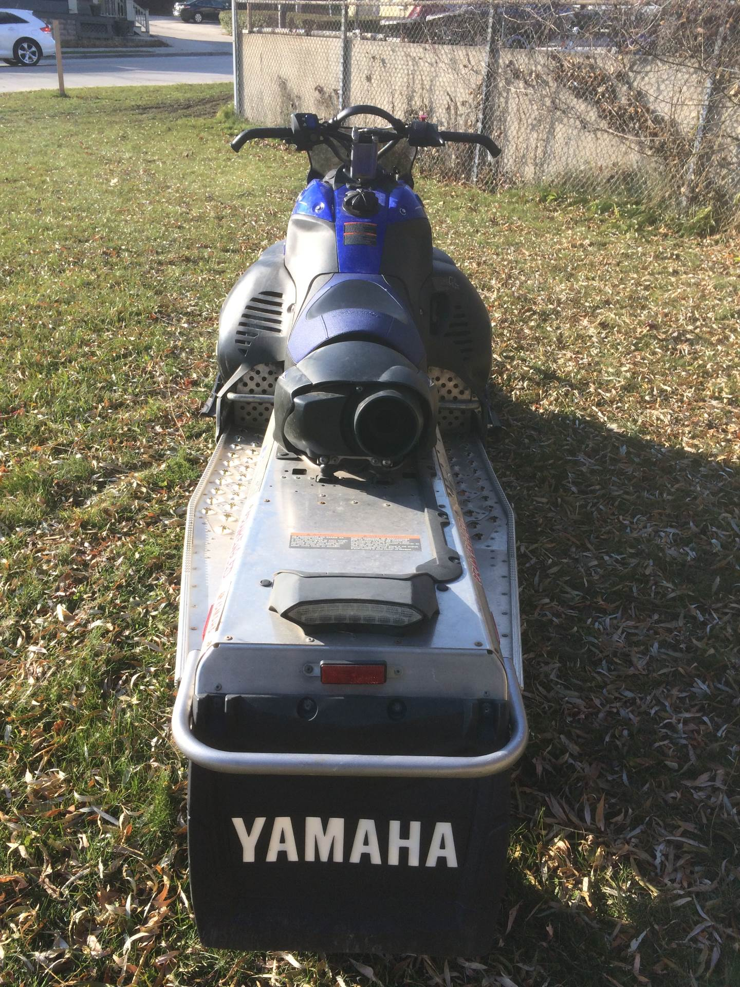 2008 Yamaha FX Nytro MTX in Port Washington, Wisconsin