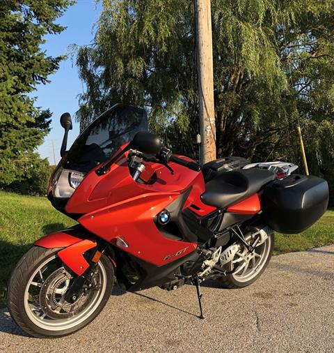 2013 BMW F 800 GT in Port Washington, Wisconsin