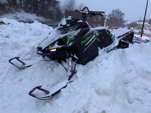 2019 Arctic Cat M 8000 Mountain Cat Alpha One 165 in Port Washington, Wisconsin