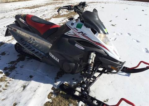 2011 Yamaha FX Nytro in Port Washington, Wisconsin