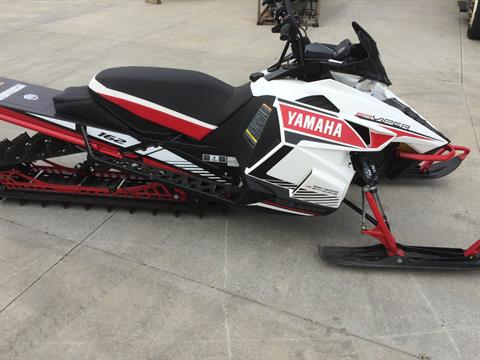 2016 Yamaha SRViper M-TX 162 LE in Port Washington, Wisconsin