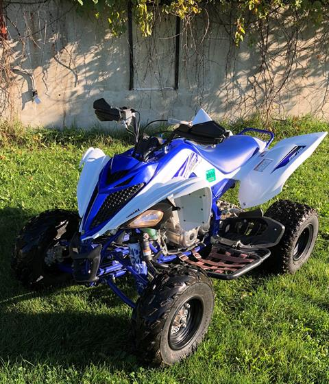 2017 Yamaha Raptor 700R in Port Washington, Wisconsin