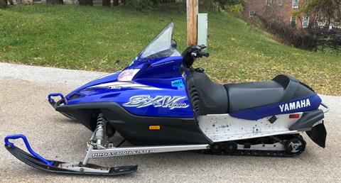 2002 Yamaha SX Viper in Port Washington, Wisconsin