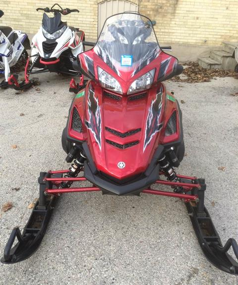 2007 Yamaha RS Vector GT in Port Washington, Wisconsin