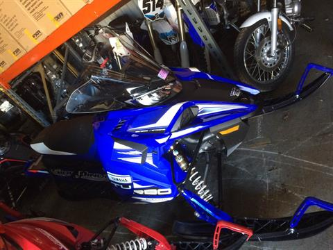 2017 Yamaha Sidewinder R-TX LE in Port Washington, Wisconsin
