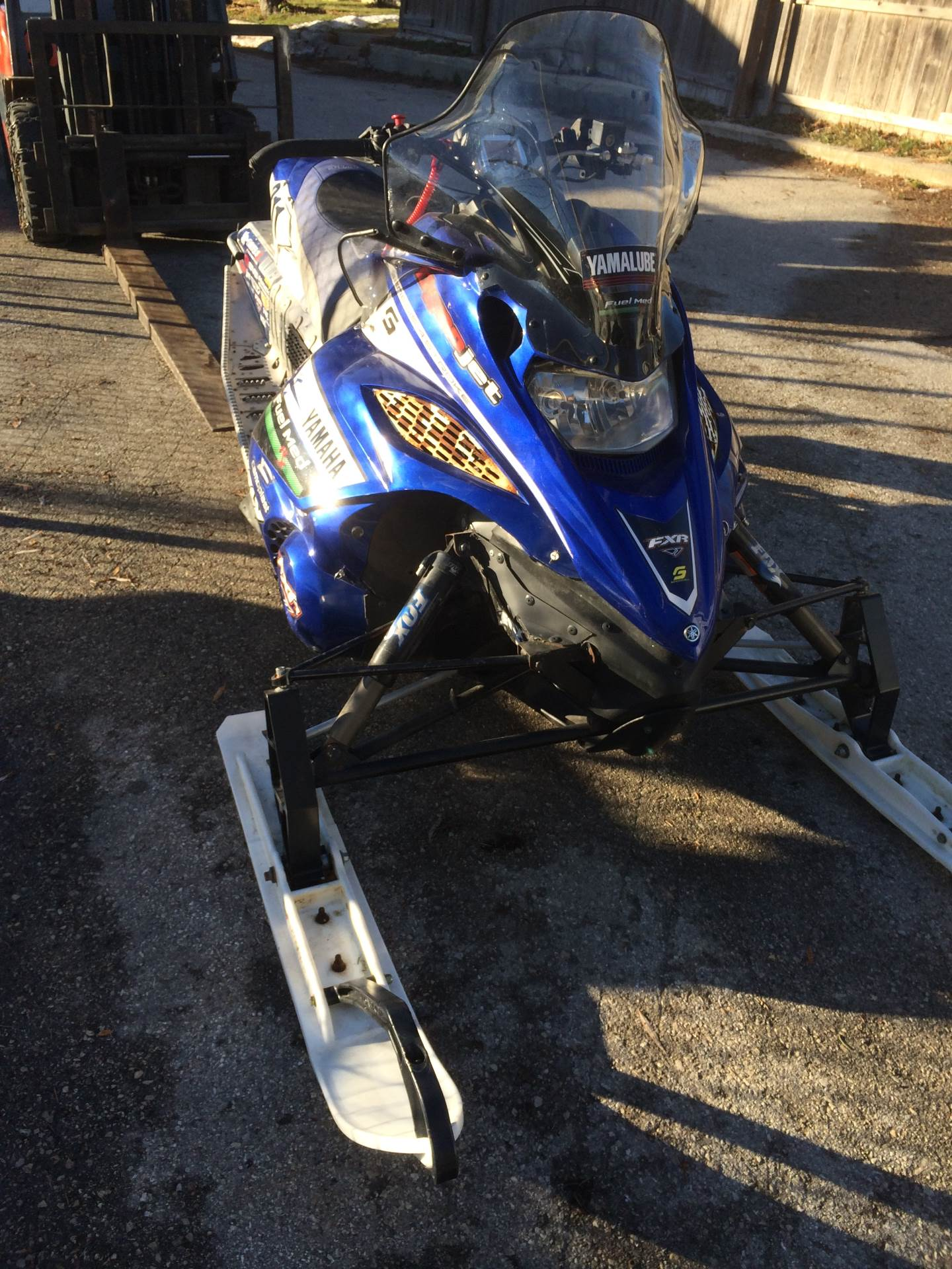 2012 Yamaha FX Nytro RTX in Port Washington, Wisconsin - Photo 1