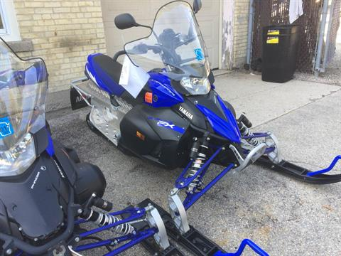 2007 Yamaha Phazer GT in Port Washington, Wisconsin