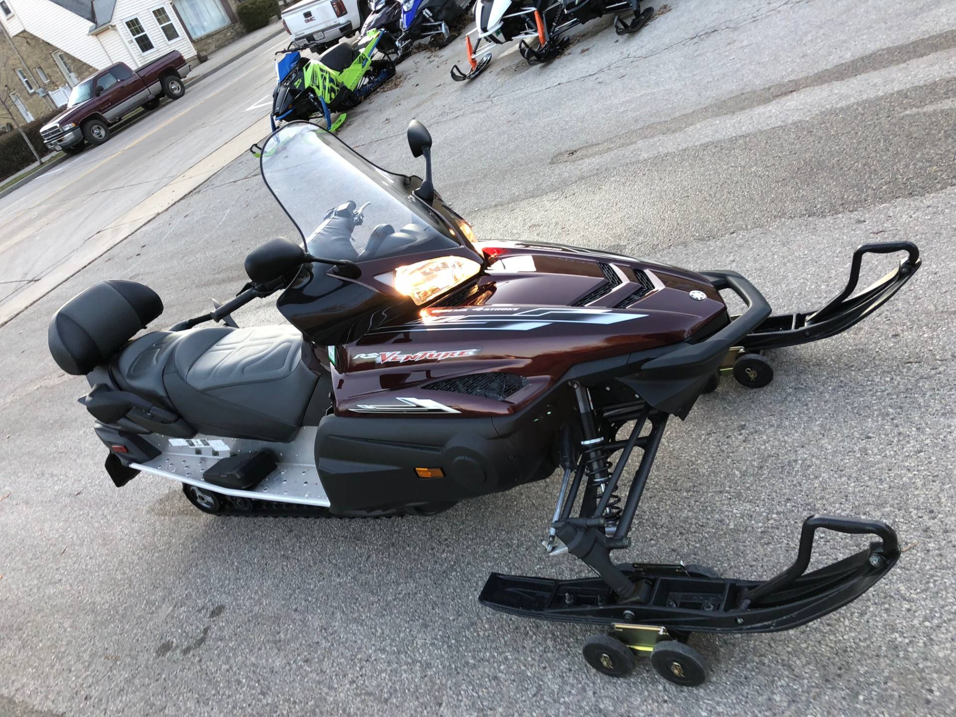 2008 Yamaha RS Venture in Port Washington, Wisconsin - Photo 1