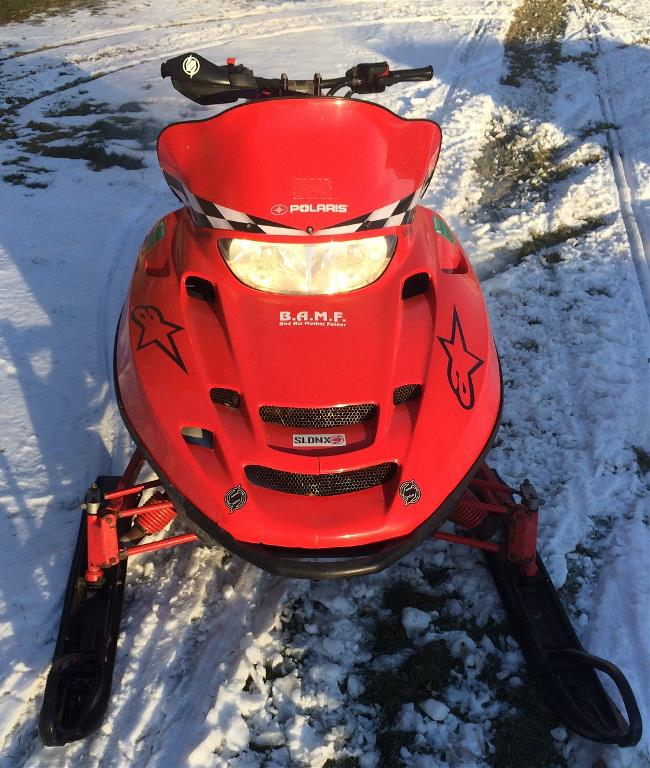 2002 Polaris Indy 700 XC SP in Port Washington, Wisconsin