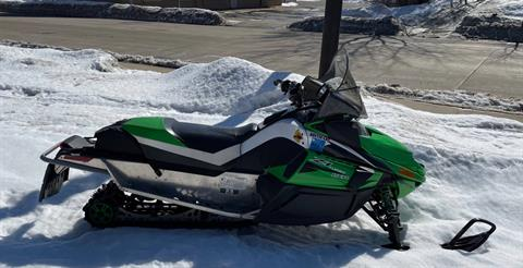 2011 Arctic Cat Z1™ Turbo LXR in Port Washington, Wisconsin - Photo 2