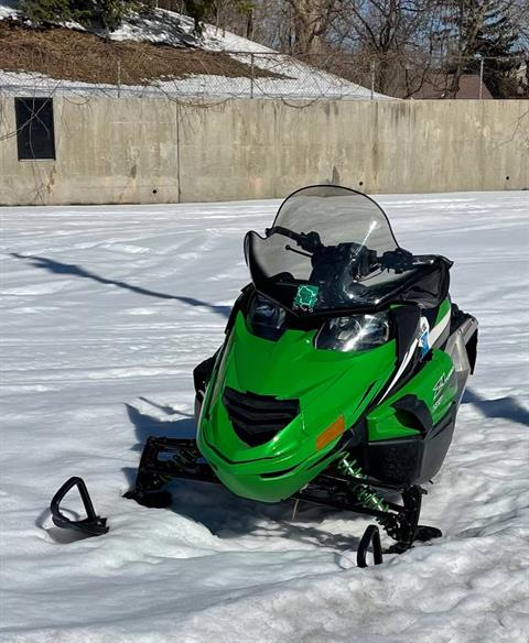 2011 Arctic Cat Z1™ Turbo LXR in Port Washington, Wisconsin - Photo 3