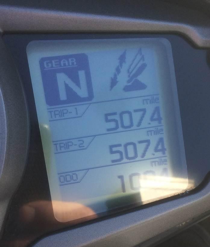 2016 Yamaha FJR1300A 7