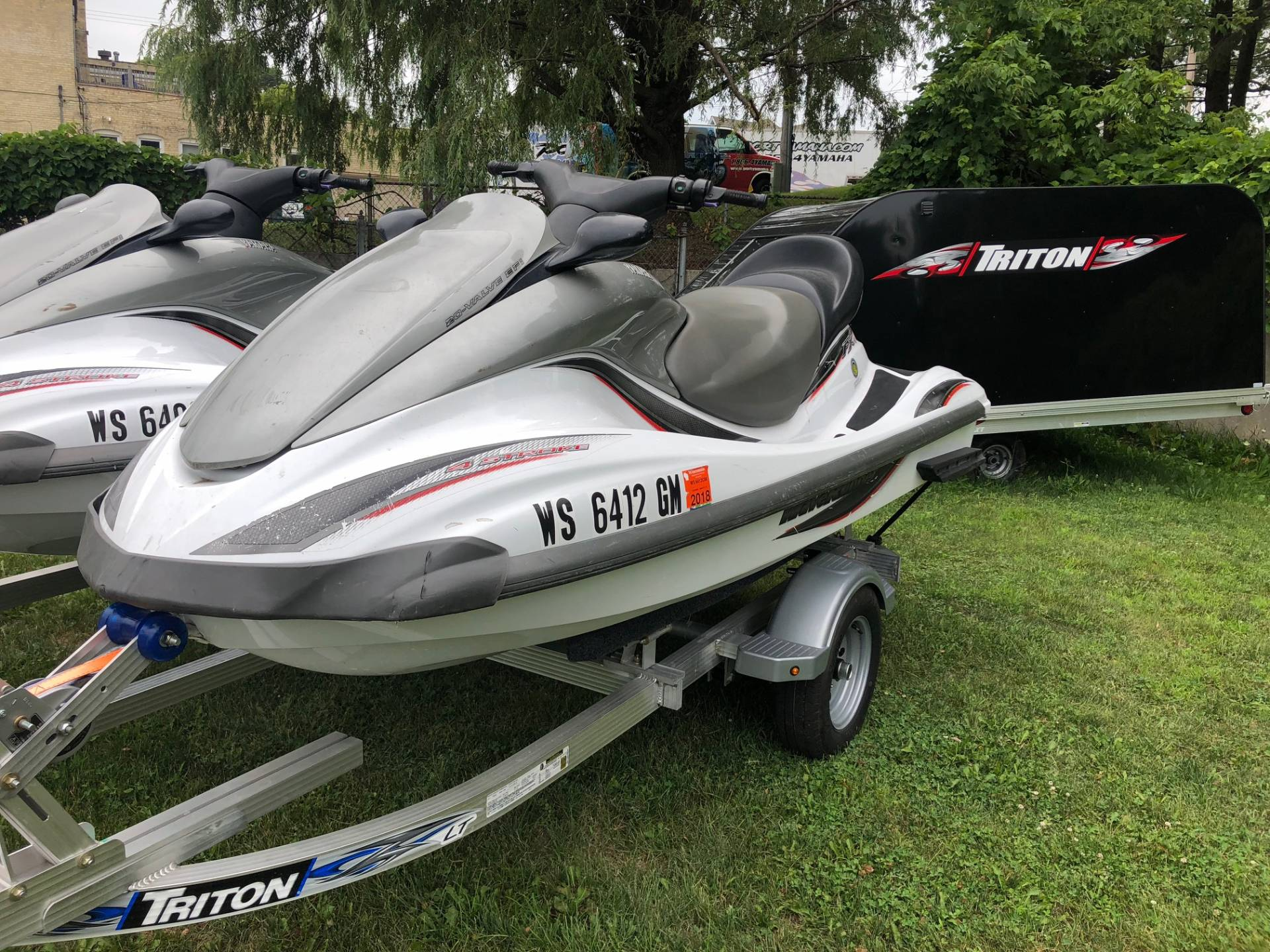 2002 Yamaha WaveRunner FX140 in Port Washington, Wisconsin - Photo 1
