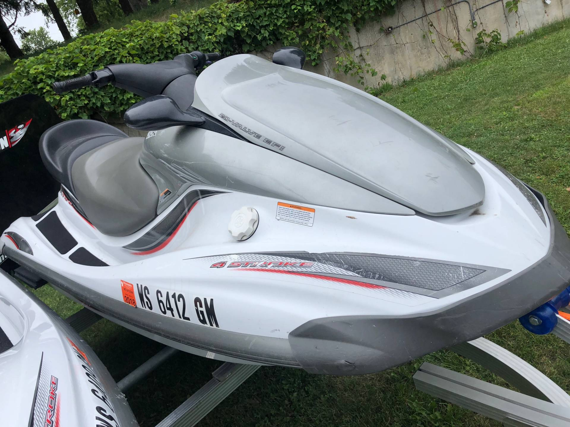 2002 Yamaha WaveRunner FX140 in Port Washington, Wisconsin - Photo 2