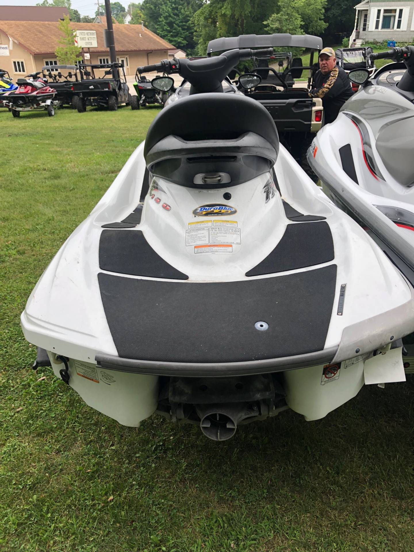 2002 Yamaha WaveRunner FX140 in Port Washington, Wisconsin - Photo 4
