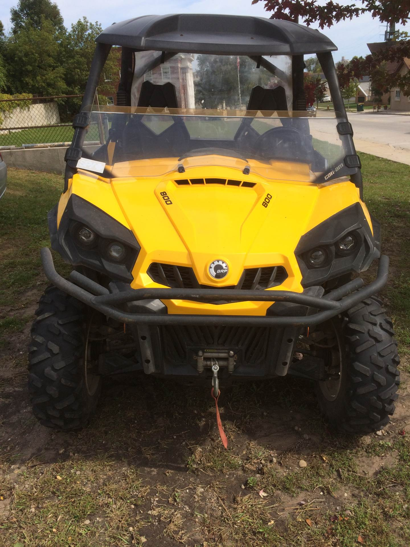 2014 Can-Am Commander™ DPS™ 800R in Port Washington, Wisconsin