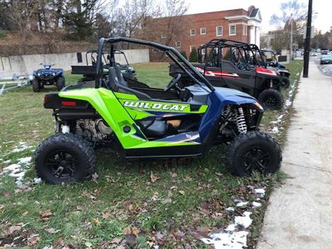 2019 Arctic Cat Wildcat Sport XT in Port Washington, Wisconsin - Photo 1