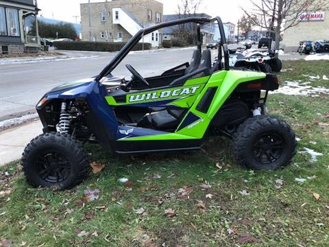 2019 Arctic Cat Wildcat Sport XT in Port Washington, Wisconsin - Photo 2
