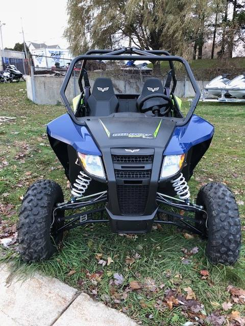 2019 Arctic Cat Wildcat Sport XT in Port Washington, Wisconsin - Photo 3