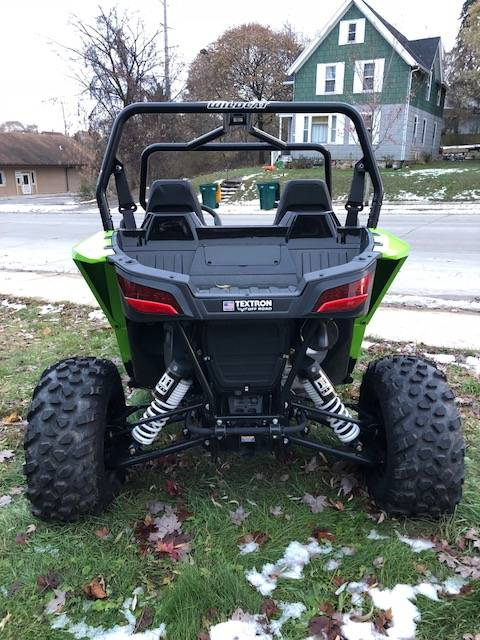 2019 Arctic Cat Wildcat Sport XT in Port Washington, Wisconsin - Photo 4