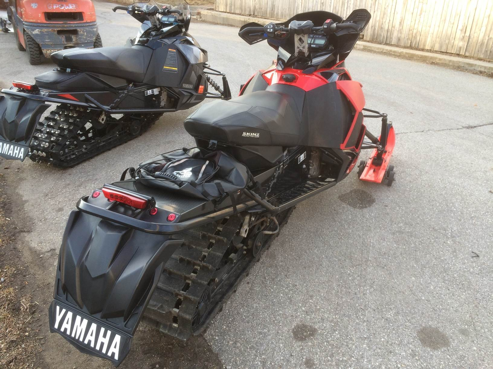 2014 Yamaha SR Viper™ LTX SE in Port Washington, Wisconsin