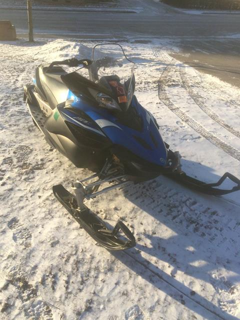 2012 Yamaha Apex® SE in Port Washington, Wisconsin