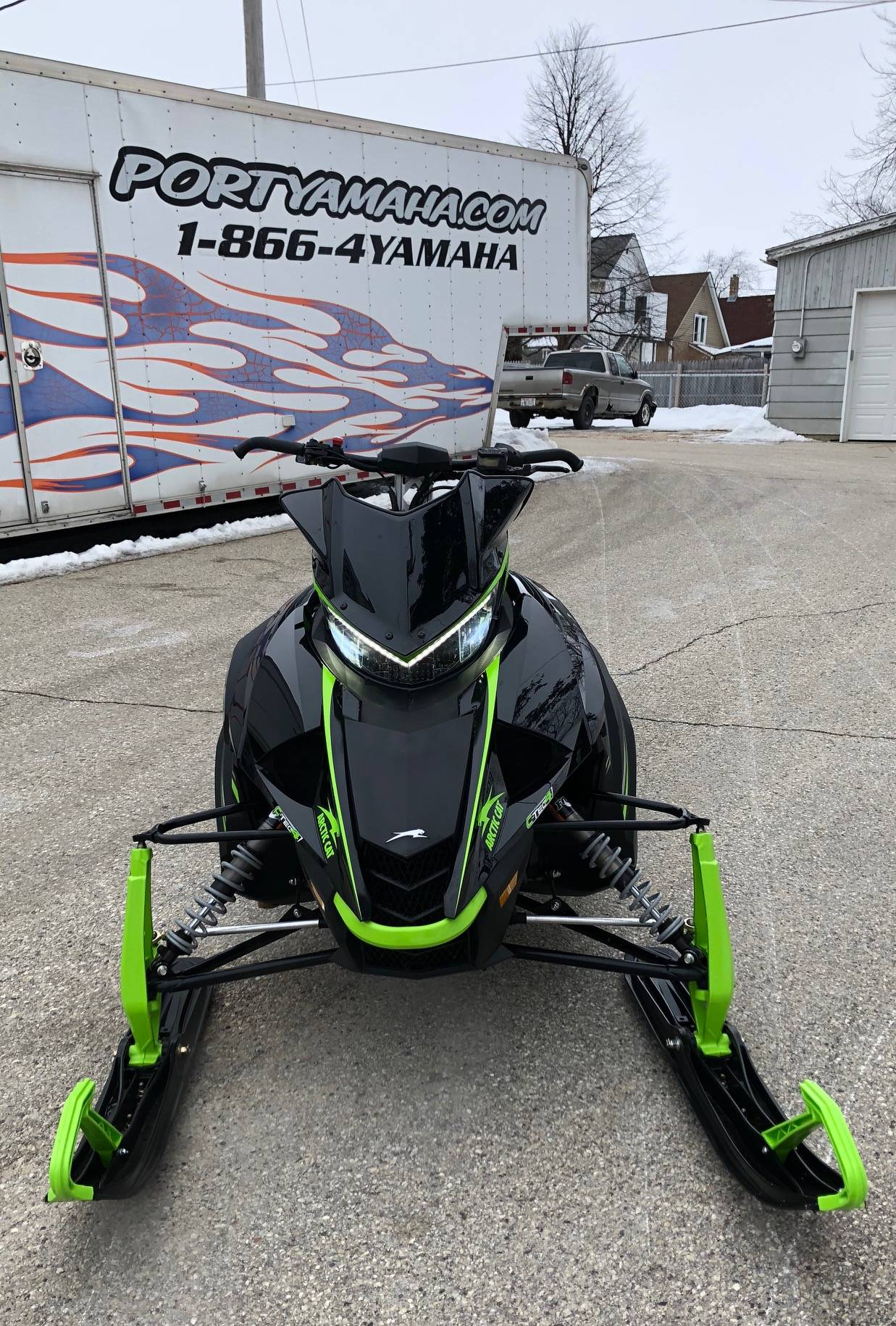 2019 Arctic Cat ZR 9000 Sno Pro 137 in Port Washington, Wisconsin - Photo 3